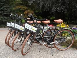 Externer Link: Informationen zum Fahrradverleih