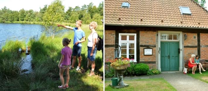Grundloser See / Kloster Walsrode