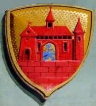Wappen im Rittersaal in Celle