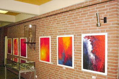 Ausstellungen Bürgerhalle Rathaus